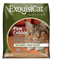Exquisicat Naturals Pine Cobble Cat Litter