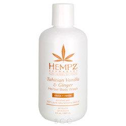 Hempz Tahitian Vanilla & Ginger Herbal Body Wash