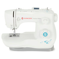Singer Fashion Mate Sewing Machine, White