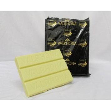 Valrhona White Chocolate Block - Ivoire - 1 block - 6.6 lbs