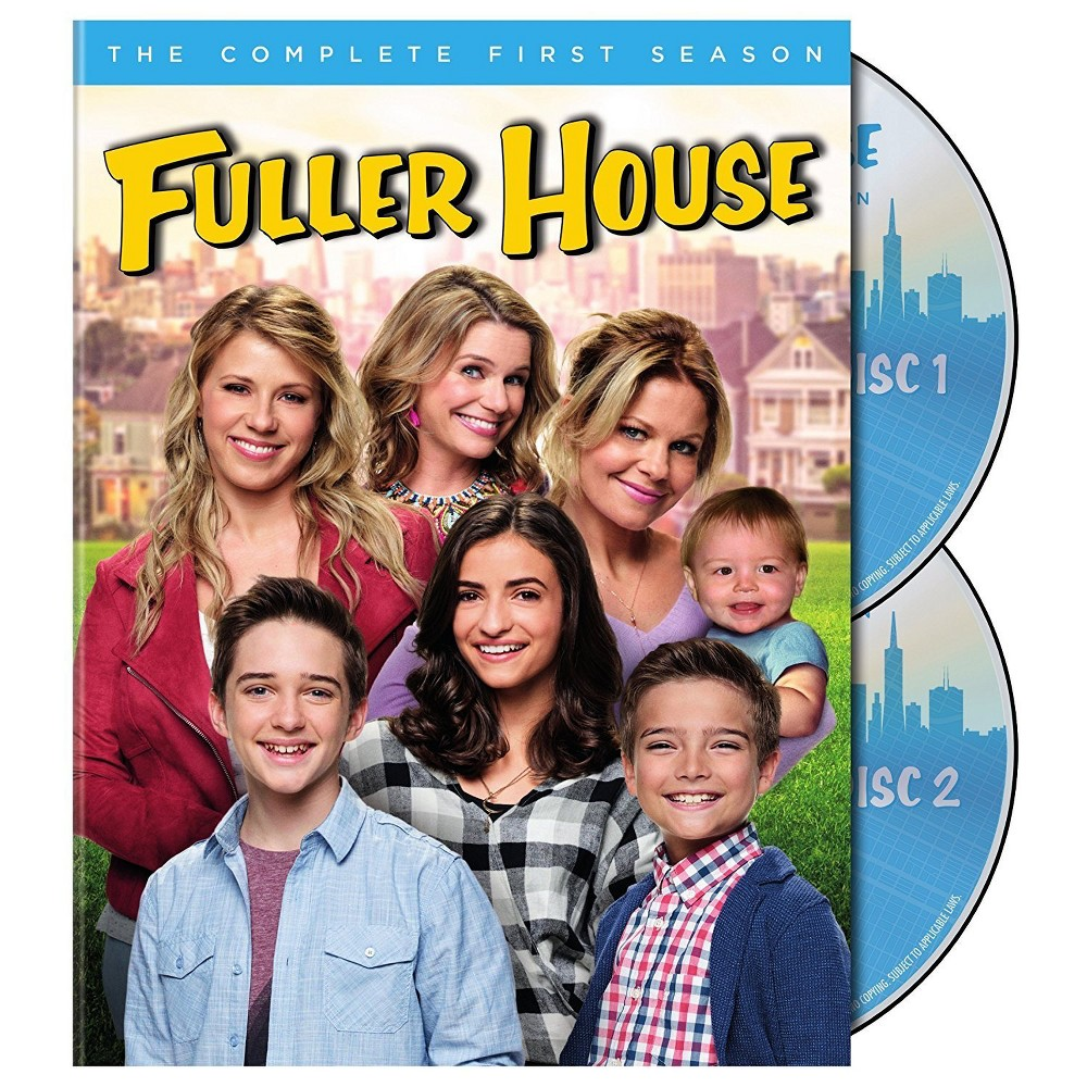 Fuller House: Season 1 (Dvd)