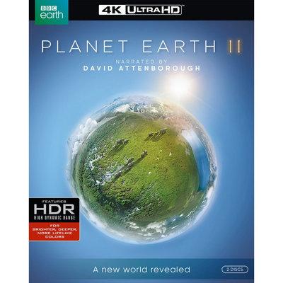 Planet Earth Ii [4k Ultra Hd Blu-ray]