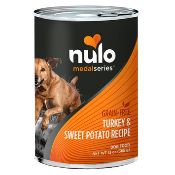 Nulo MedalSeries Dog Food - Grain Free, Turkey and Sweet Potato size: 13 Oz