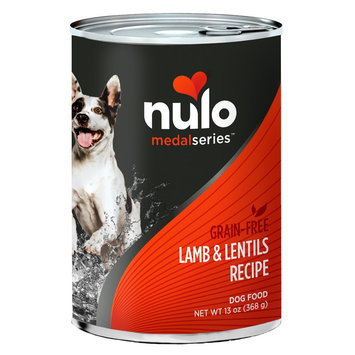 Nulo MedalSeries Dog Food - Grain Free, Lamb and Lentils size: 13 Oz