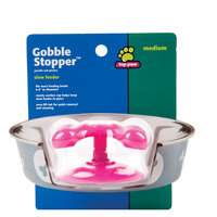Top Paw® Gobble Stopper Slow Feeder Accessory (Color Varies) size: 7 in