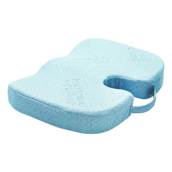 As Seen On TV Miracle Bamboo Cushion Support Pillow Grey