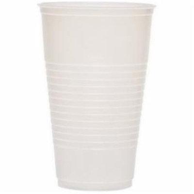 Fabri Kal Fabri-Kal Plastic Cold Cup Translucent 20oz -1000 EA- RK20