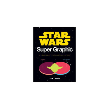 Star Wars Super Graphic: A Visual Guide to the Star Wars Universe (Paperback) (Tim Leong)