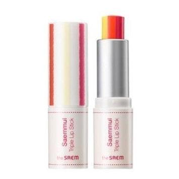 [the SAEM] Saemmul Triple Lipstick #02 Very Charming 4.2g : Beauty