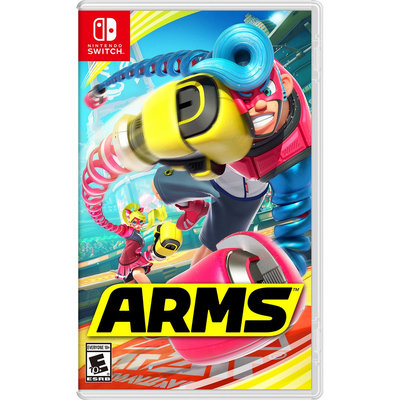 Arms - Nintendo Switch, Video Games