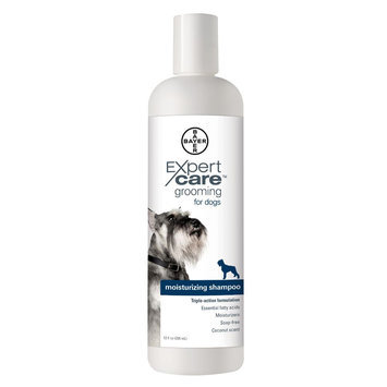 Bayer Expert Care Moisturizing Dog Shampoo size: 12 Fl Oz