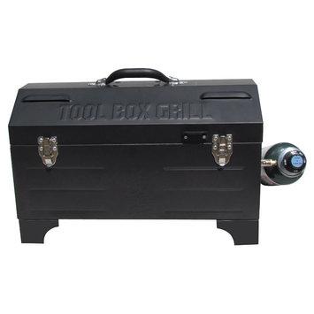 Gas Toolbox Grill - Black - Keg-a-Que