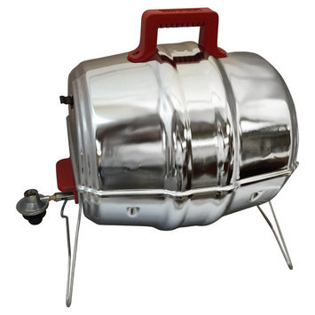Keg-a-que Propane Grill