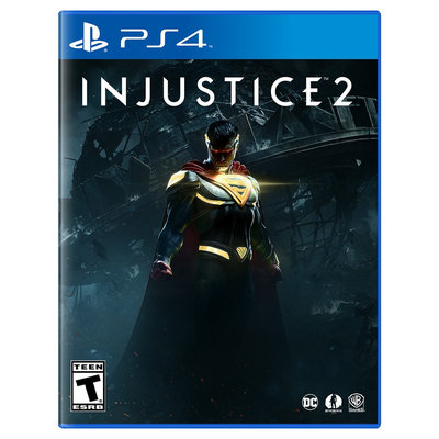 Injustice 2 (PlayStation 4)