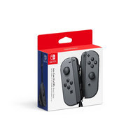 Joy-Con (L/R) - Gray, Black