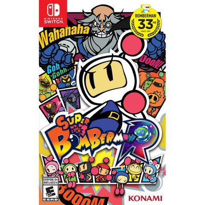 Konami Digital Entertainment Super Bomberman R Nintendo Wii