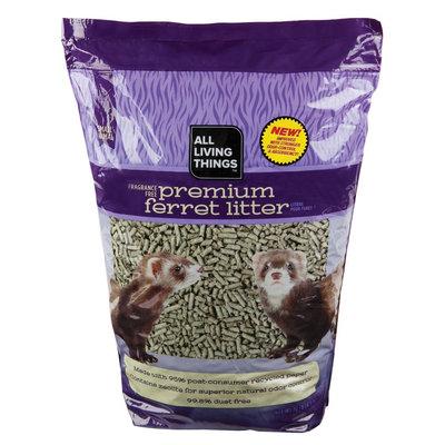All Living Things® Premium Ferret Litter size: 10 Lb