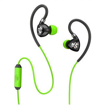 JLab(R) Fit 2.0 Sport Earbuds, Green