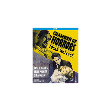 Alliance Entertainment Llc Chamber Of Horrors (blu-ray Disc)