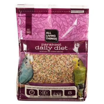 All Living Things® Parakeet Daily Diet size: 2 Lb