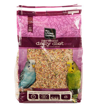 All Living Things® Parakeet Daily Diet size: 4 Lb