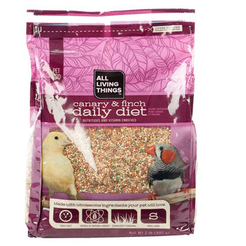 All Living Things® Canary and Finch Daily Diet
