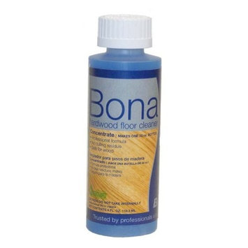 Bona Pro Series Wm700049040 Hardwood Floor Cleaner Concentrate, 4-Ounce