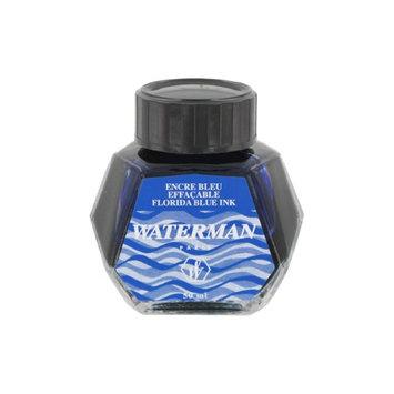Waterman Fountain Pen Ink Bottle - Blue