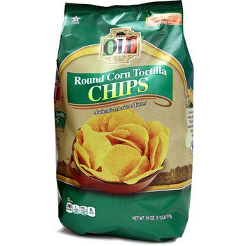 Ole Mexican Ole Tortilla Chips, 18 oz