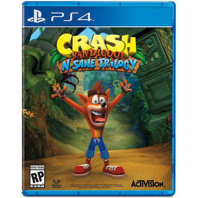 Activision Crash N Sane Trilogy Playstation 4 [PS4]