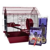 All Living Things® Hamster Starter Kit Bonus size: Small