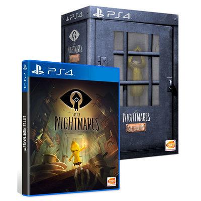 Bandai Namco Games Amer Little Nightmares Six Edition Playstation 4 [PS4]