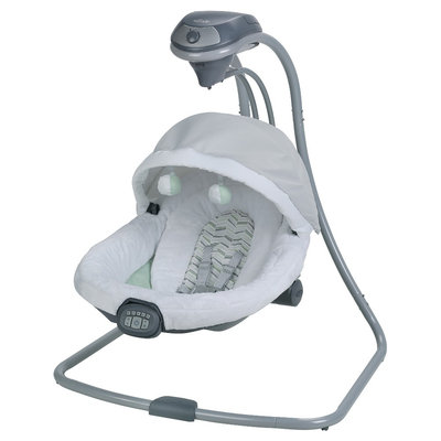 Graco Oasis With Soothe Surround Technology Swing - Landry