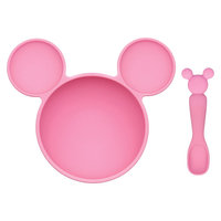 Bumkins Disney First Feeding Set - Minnie, Pink