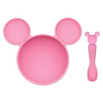 Bumkins Disney First Feeding Set - Minnie, Pink