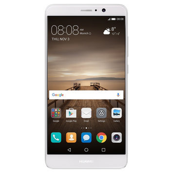 Huawei Device Usa Inc Huawei - Mate 9 4g Lte With 64GB Memory Cell Phone (unlocked) - Moonlight Silver