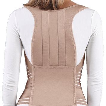 Closeoutzone Posture Control Brace Corrective Back Lumbar Support Tan