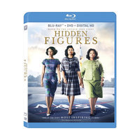 Hidden Figures (Blu-ray + Dvd + Digital)