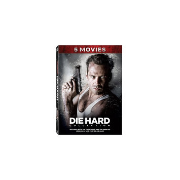Die Hard 5-Movie Collection (Dvd)