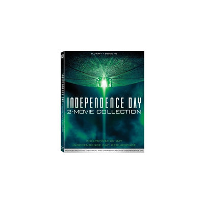 Independence Day 2-Movie Collection (Blu-ray)