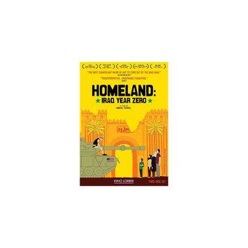 Kino International Homeland-Iraq Year Zero DVD