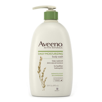 Aveeno Daily Moisturizing Body Wash - 33.8oz