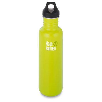 Klean Kanteen 27oz Classic Water Bottle - Lime Green
