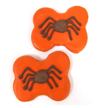 Claudia's Cuisine Claudia Canine Cuisine Halloween Spider Bone Dog Treat