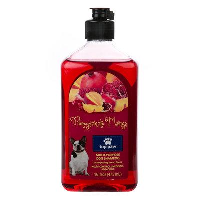 Top Paw® Pomegranate Mango Multi-Purpose Dog Shampoo