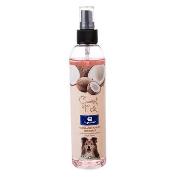 Top Pawtrade; Coconut Milk Fragrance Dog Spray