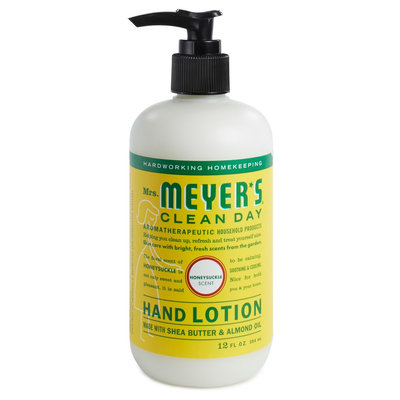 Mrs. Meyer's Honeysuckle Hand Lotion 12oz