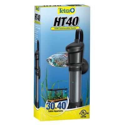 Tetra HT Submersible Aquarium Heater: HT40 Heater - 150 Watt - (Aquar