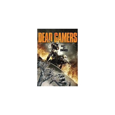 Dead Gamers (Dvd), Movies