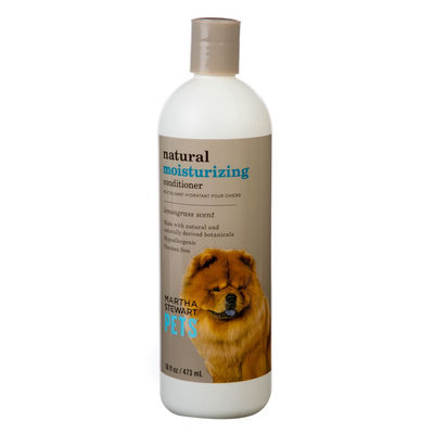 Martha Stewart Pets® Lemongrass Scent Dog Conditioner